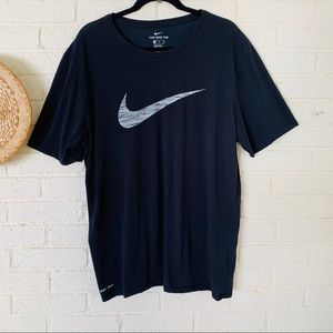 Nike Swoosh Dri Fit Tee